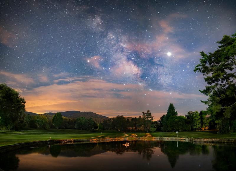 Waynesville Milky Way
