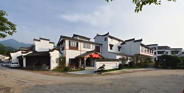 Huan Ting·Longmen Impression Resort Hotel 欢庭龙门印象度假酒店