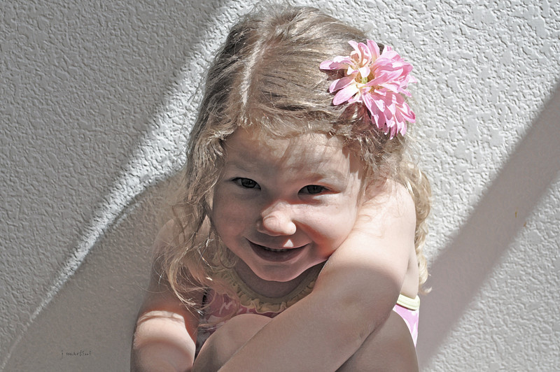 flower in her hair 6-22-2011.jpg