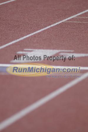 400M Dash Finals - 2012 MHSAA LP D2 T&F Finals