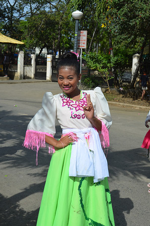 Puerto Princesa Balayong Festival 2012