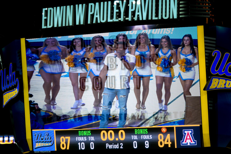 January 7 - Great UCLA night - Russell Westbrook Court and win over Arizona.  GO BRUINS!-1.jpg