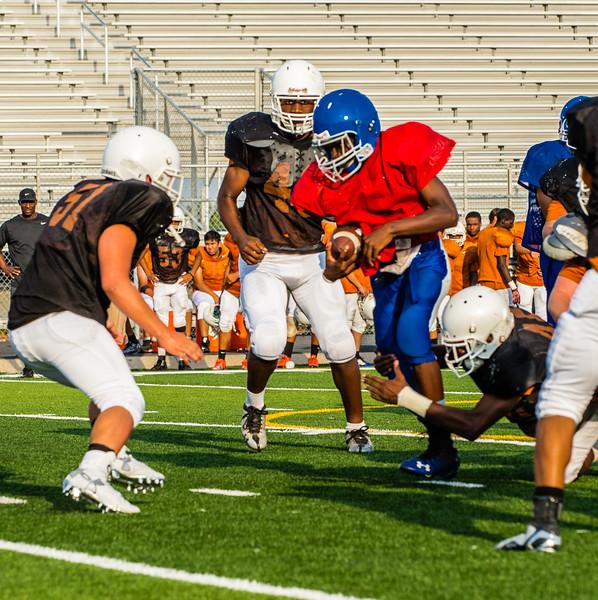 Football Junior Varsity 2015