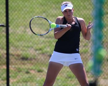 Women's Tennis vs Presbyterian College