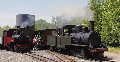 Froissy - Dompierre Railway, 2012