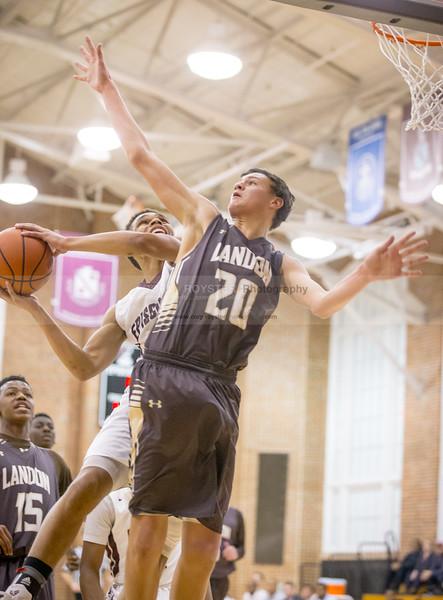 Boys' Basketball - Landon vs Episcopal