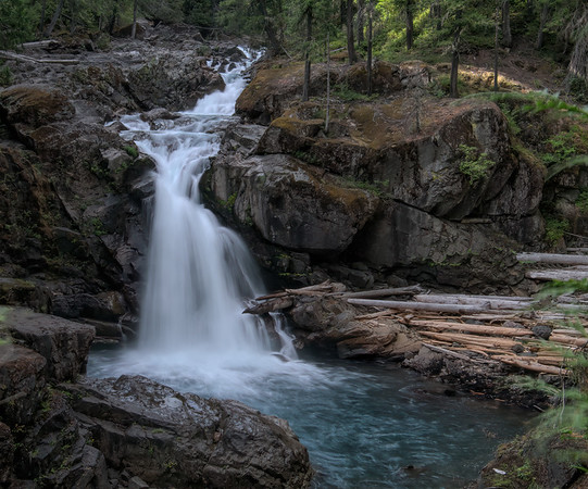 August 2020 - Silver Falls