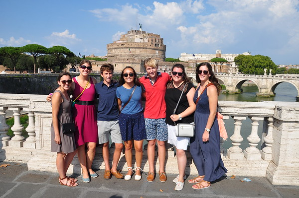 2016-08-31 to 09-06  Wiechers en Roma --- Top 25 Pics