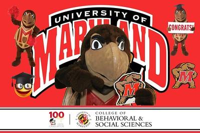 University of Maryland BSOS 100 Days Until Graduation 2018