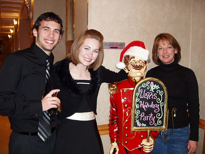 Lisa's Holiday Party