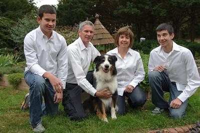 Cordes Family 20121014