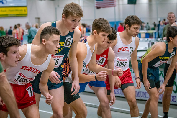 Walpole Track & Field Indoor Season 2018-19