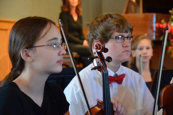 Owasso Youth Orchestra 2013