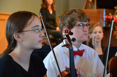 Owasso Youth Orchestra 2013