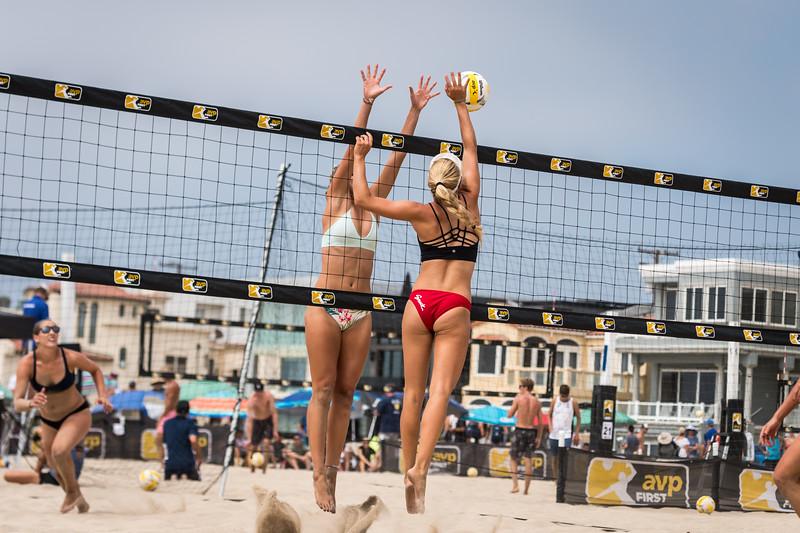 AVP Qualifier @ Hermosa Beach, July 26th, 2018