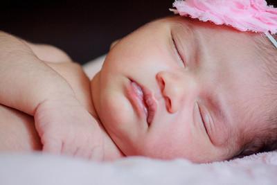 Tanisha Parvi Singhal - New Born Baby