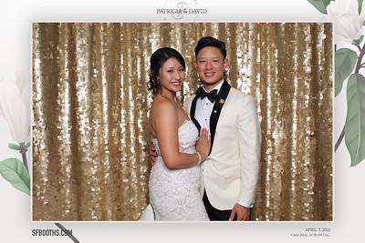 Patricia & David's Wedding - April 4, 2021