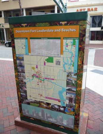 Fort Lauderdale Signal Box Art