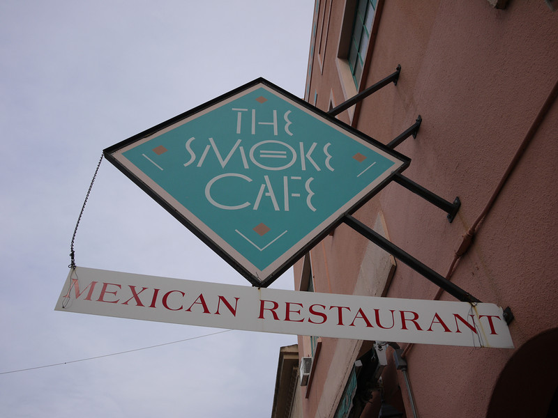 Weird name for a Mexian joint.