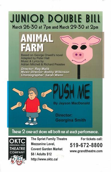 Spring 2008 - Animal Farm