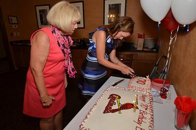 Bill Daulby Birthday Party