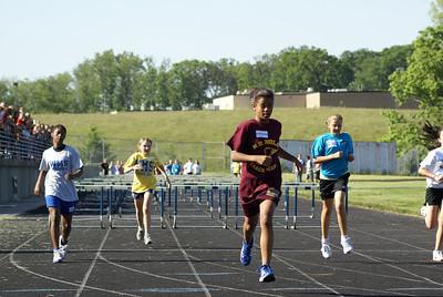 Hugh B. Nolan Track Meet-Middle School-2008