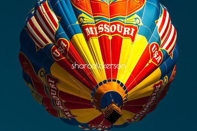 Flight of Balloons