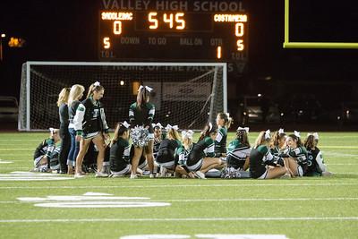 10-29-15 Cheer Football at Saddleback