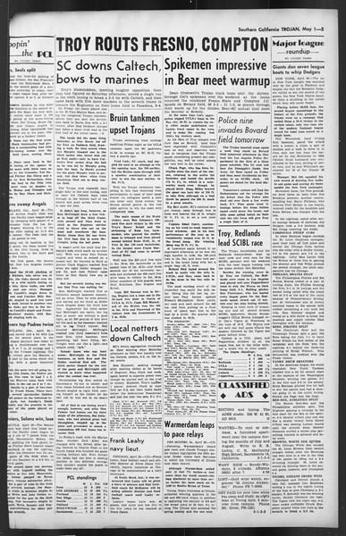 The Trojan, Vol. 35, No. 112, May 01, 1944