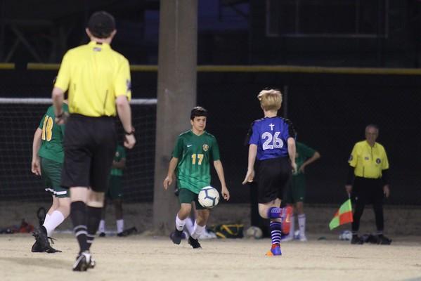 Jr High Soccer White (OLPS)