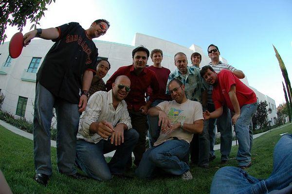SPI: LookDev Group Pics