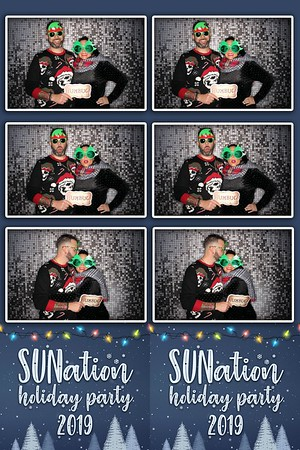 SUNation Solar Holiday Party 2019