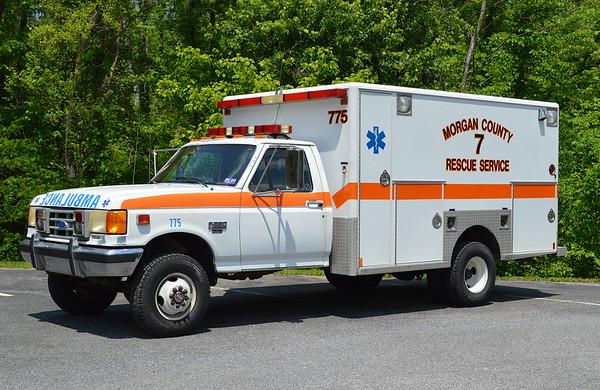 Company 7 - Morgan County EMS