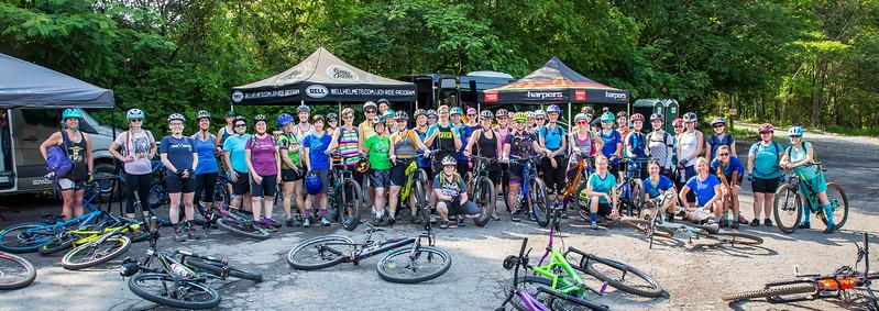 Bell Joy Ride: Juliana Bicycles Demo Day at BCP