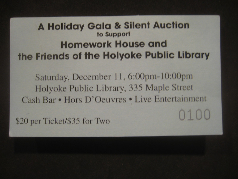 See separate gallery of Holiday Gala and Silent Auction photos.
