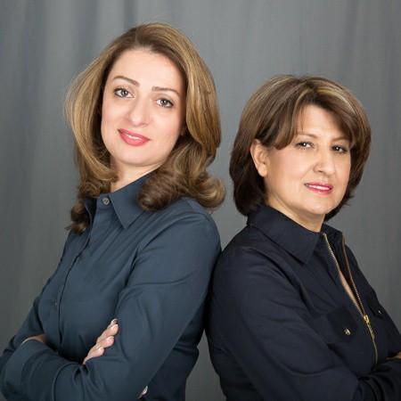 Sue and Badri