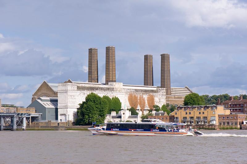 Power Station, Greenwich, London, United Kingdom