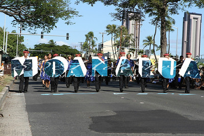2011 Aloha Week Parade