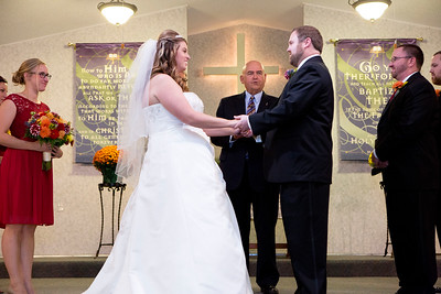 Jennifer & Corey - Ceremony