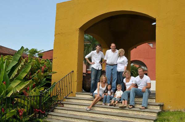 Family´s portraits - Retratos Familiares