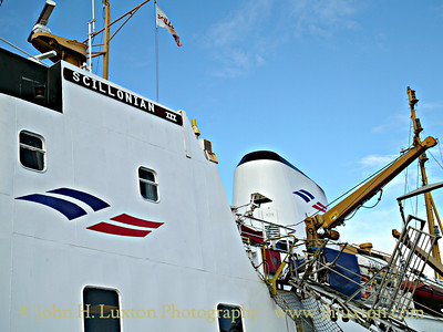Isles of Scilly Steamship Company