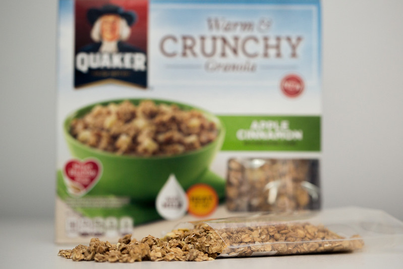 3.20.14 - BzzAgent: Quaker Warm and Crunchy