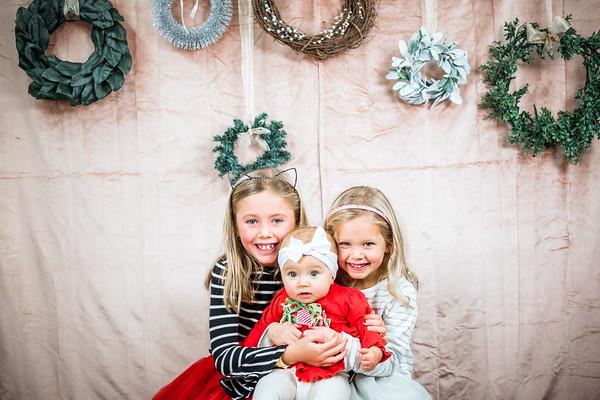 Christmas Family Photo Booth