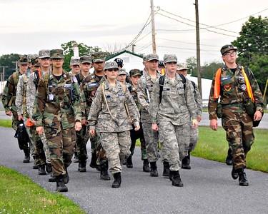 2019 Cadet Training Schools