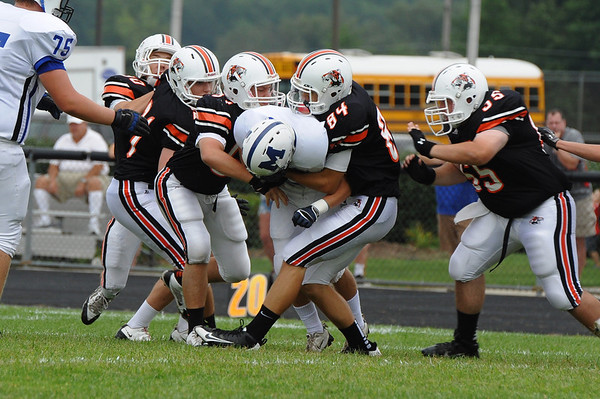 Chagrin JV v. Madison 8/29/13/