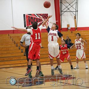2014 MS JV Boys Basketball