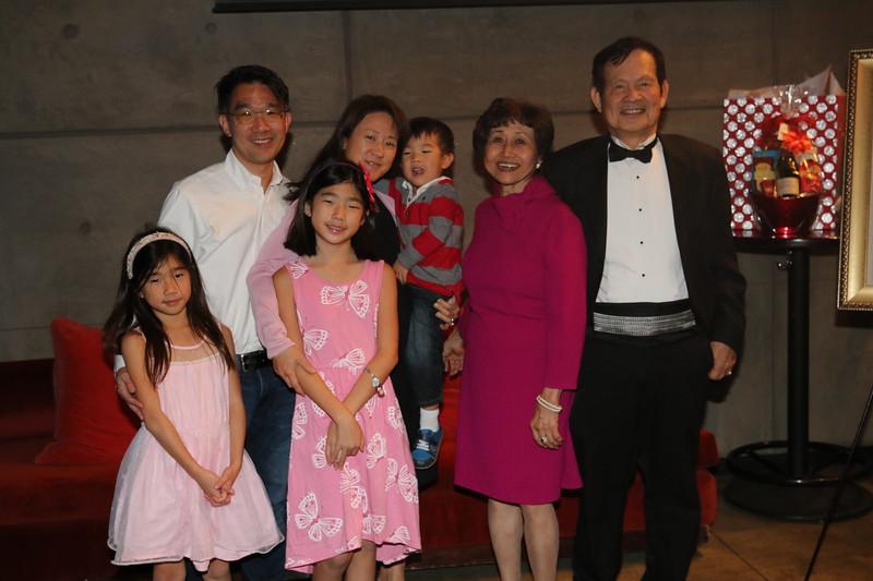 Lin Reunion/50th wedding anniversary