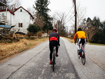 December 9, 2018 Ride with Mike and Pat