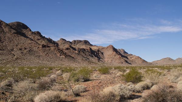 Stepladder Mountain - Mojave - 12.4.13