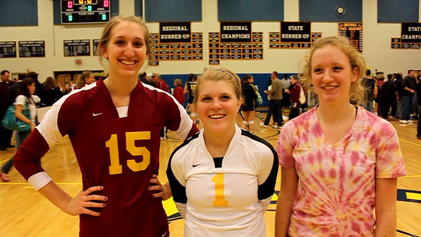 Volleyball: Broad Run vs. Loudoun County - Dulles Finals - Craig Sterbutzel
